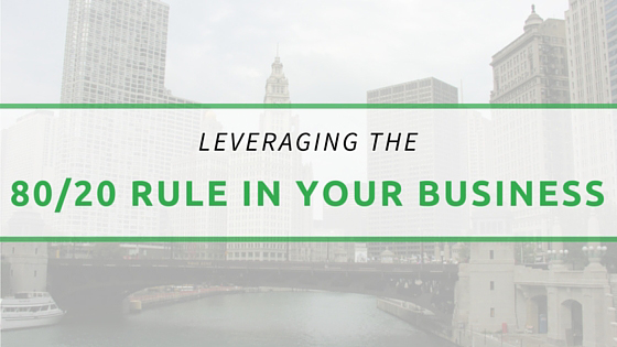 Leveraging the 80/20 Rule in Your Business
