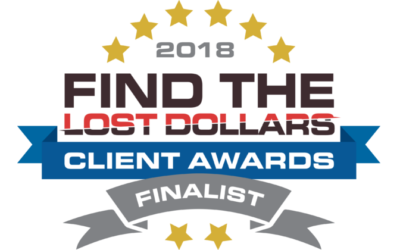 AEC Business Solutions Announces 2018 Find the Lost Dollars Client Awards Finalists
