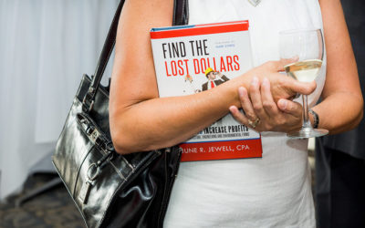 Find the Lost Dollars Book Successfully Launched